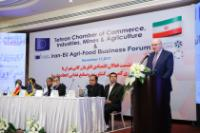 Visit of Phil Hogan, Member of the EC, to Iran