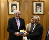 Visit by Phil Hogan, Member of the EC, to Iran