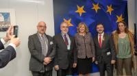 Participation de Corina Creţu, membre de la CE, à la réunion du comité de la plateforme