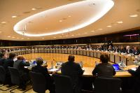 Participation of Federica Mogherini, Vice-President of the EC, and Johannes Hahn, Member of the EC, in the extraordinary meeting of the Ad Hoc Liaison Committee