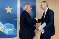 Visit of Ján Figeľ, EU Special Envoy for the promotion of freedom of religion or belief outside the European Union, to the EC