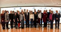 Participation of Valdis Dombrovskis, Vice-President of the EC, at the meeting Team Europe