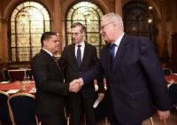 Participation of Neven Mimica, Member of the EC, at the 16th OCTs-EU Annual Forum, in Brussels