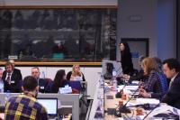 Participation of Vĕra Jourová, Member of the EC, at the Conference on Radicalisation in Prisons