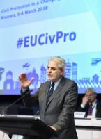 Forum européen de protection civile 2018