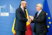Visit of Charles Michel, Belgian Prime Minister, to the EC