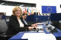 Participation of Corina Creţu, Member of the EC, at the Plenary session of the EP