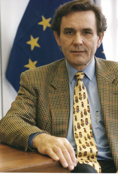 Nikolaus van der Pas, Director-General at the EC