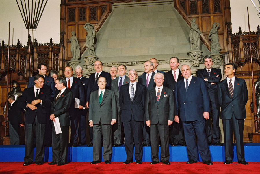 Edinburgh European Council, 11-12/12/1992