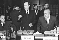 Finance Council of the Ministers, 04/03/1968