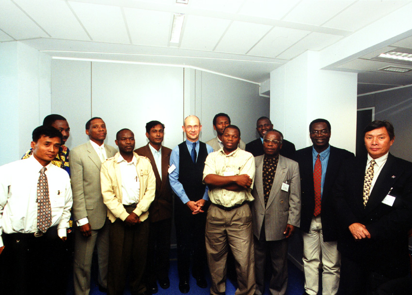 Visit by journalists from the least advanced countries (LDC) to the EC