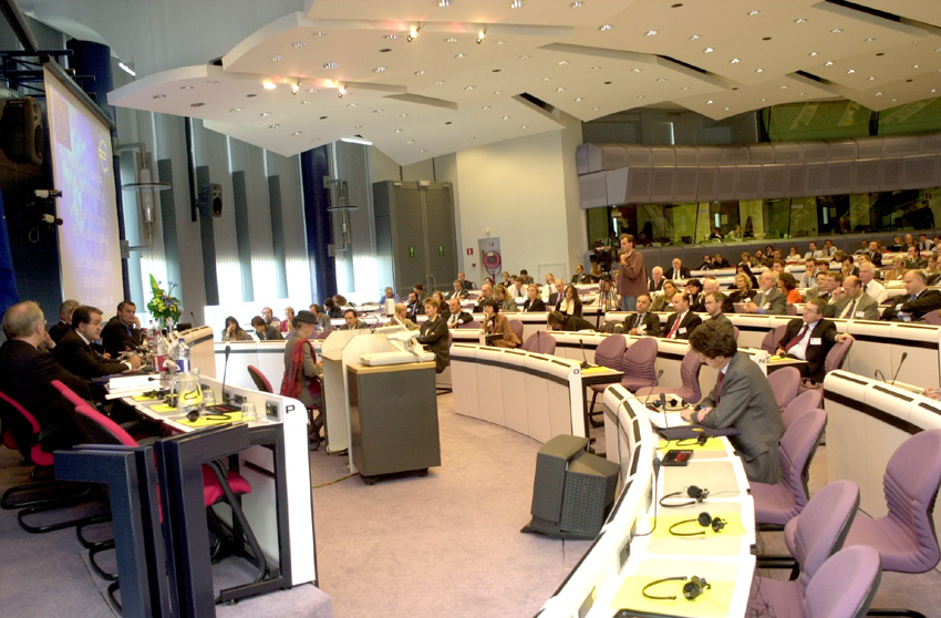 Conference on internal market payments in euro