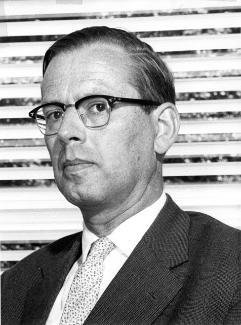Theodorus Hijzen, Director at the Commission of the EEC