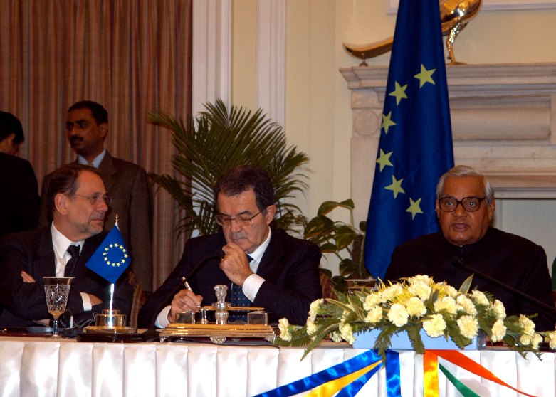 4th EU/India Summit, 29/11/2003