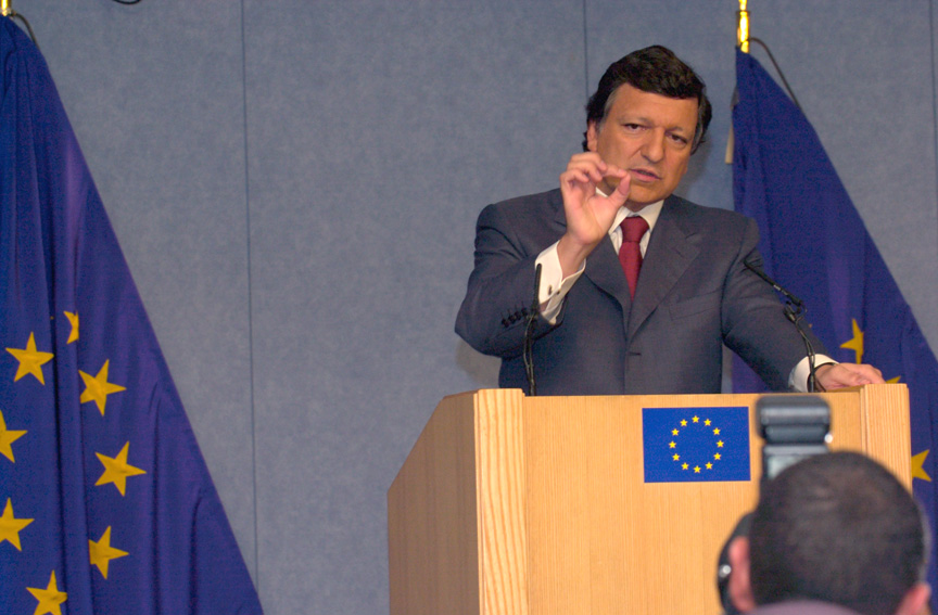 Press conference by José Manuel Barroso, President designate of the EC, on the next Commission