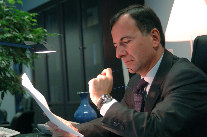 Cabinet of Franco Frattini, Vice President of the EC in charge of Justice, Freedom and Security