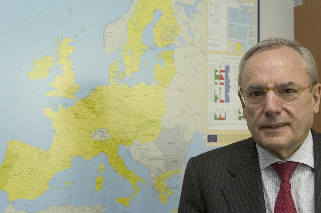 Jacques Barrot, Vice-President of the EC in charge of Transport
