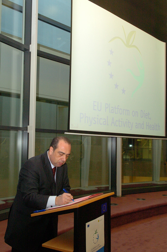 Launch of the EU Platform on