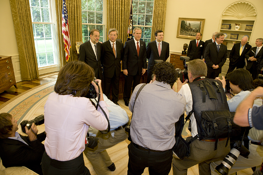 EU/USA Summit, 20 June 2005