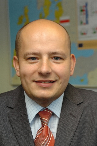 Mikołaj Dowgielewicz, Spokesman of Margot Wallström, Vice-President of the EC