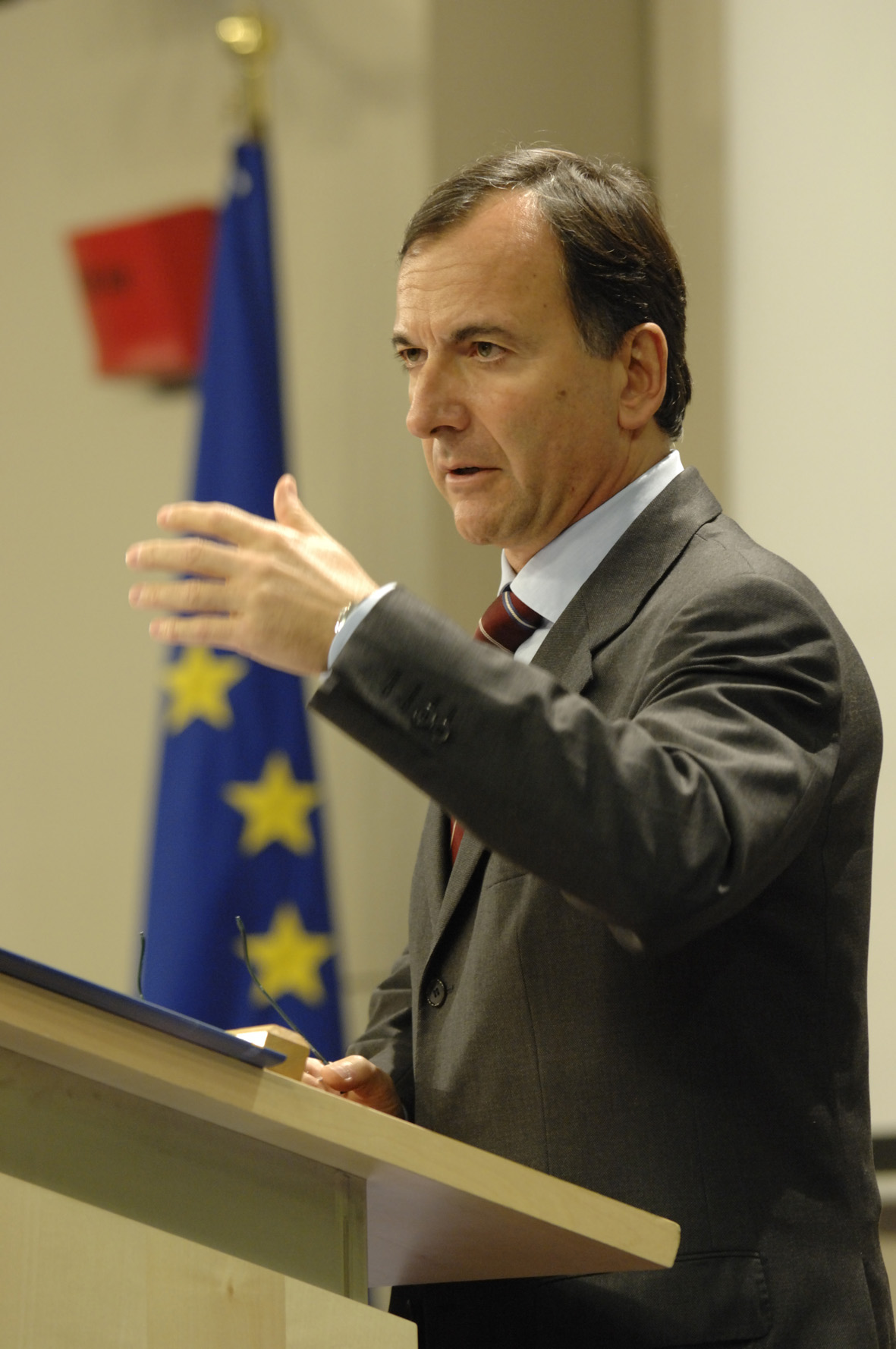 Press conference by Franco Frattini, Vice-President of the EC in charge of Justice, Freedom and Security, on the EU counter-terrorism strategy and action plan