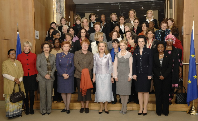 International conference Women: Stabilising an Insecure World