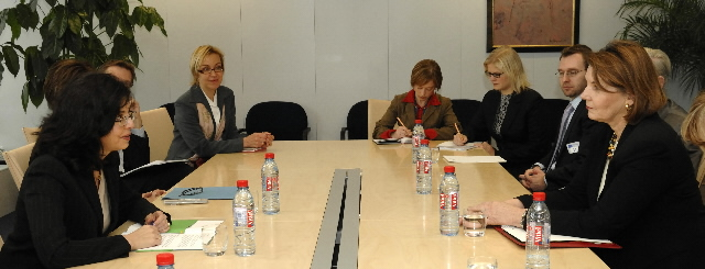 Visit by Nancy Nord, Acting Chairman of the US Consumer Product Safety Commission, to the EC