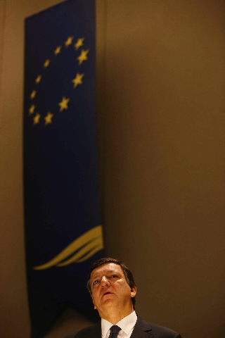 Visit of José Manuel Barroso, President of the EC, to Mexico