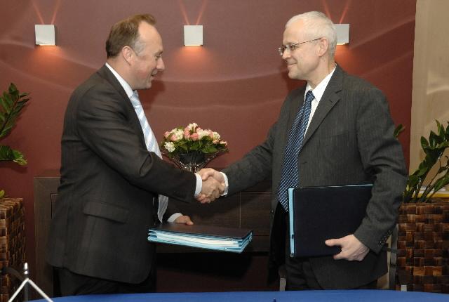 Signing of a JAP between the EC and Croatia