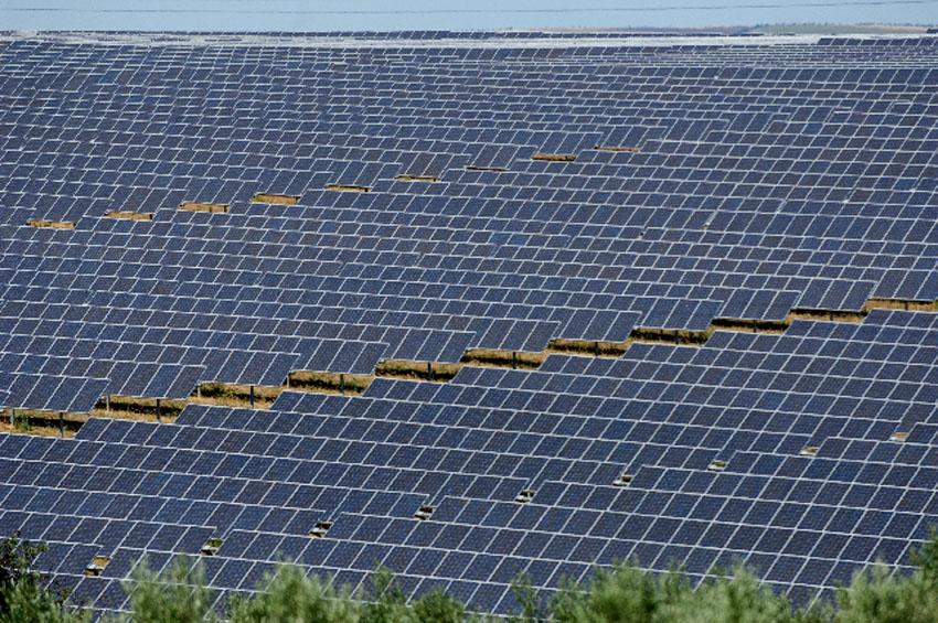 Solar power - 2008