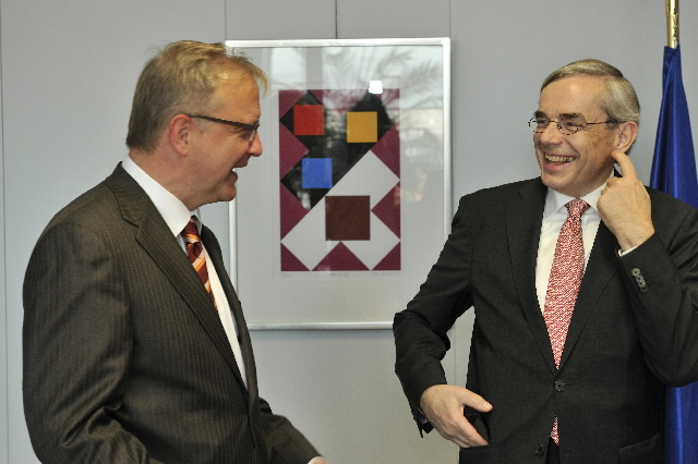 Visit of Thomas Mirow, President of EBRD, to the EC