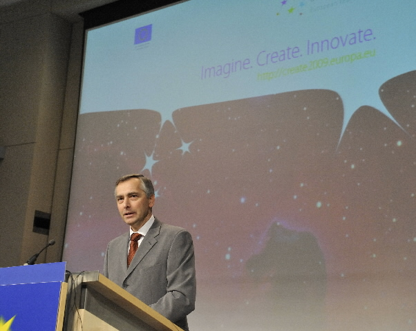Launch of the European Year of Creativity and Innovation 2009