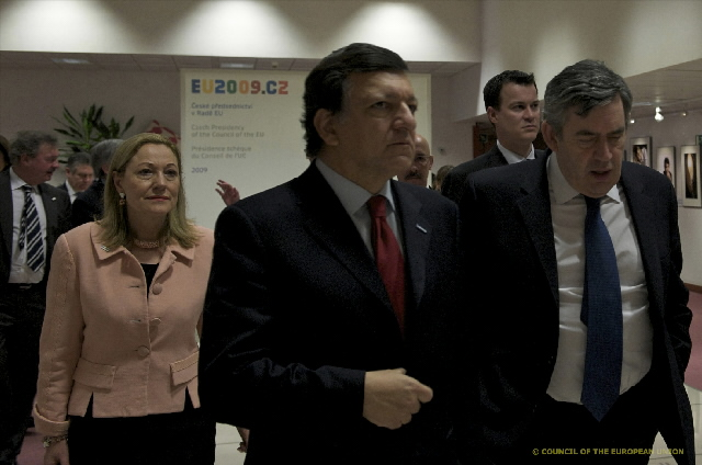Conseil européen de Bruxelles, 19-20/03/2009