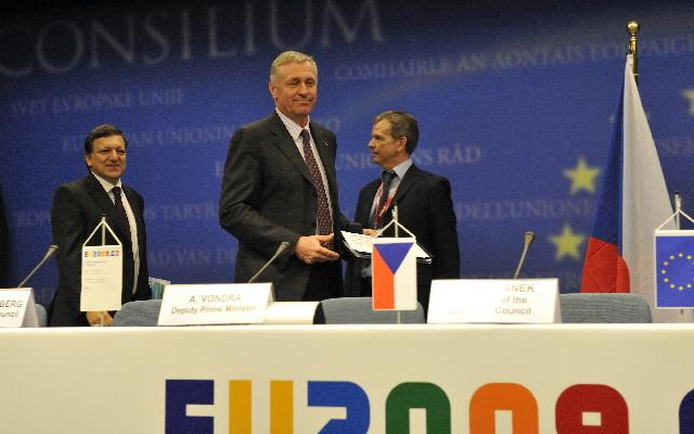 Brussels European Council, 19-20/03/2009