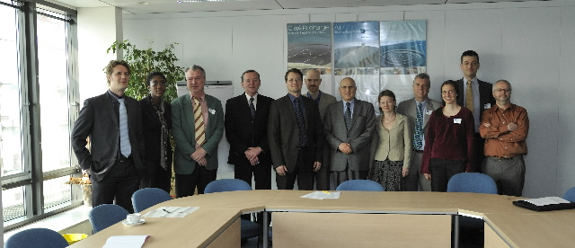 Visit of environmental NGOs to the EC