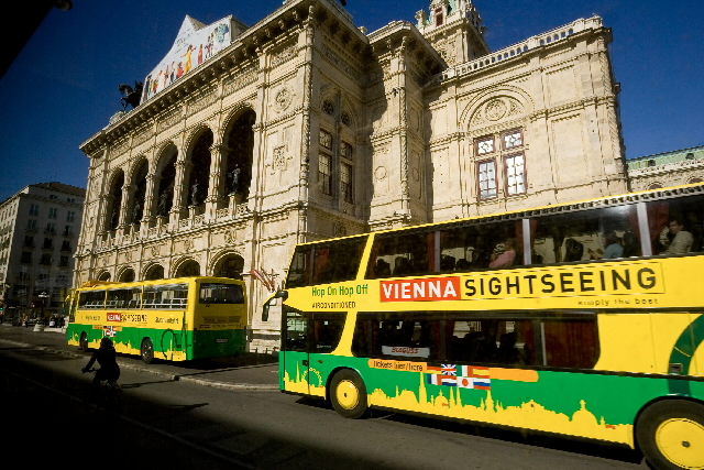 The capitals of the EU: Vienna
