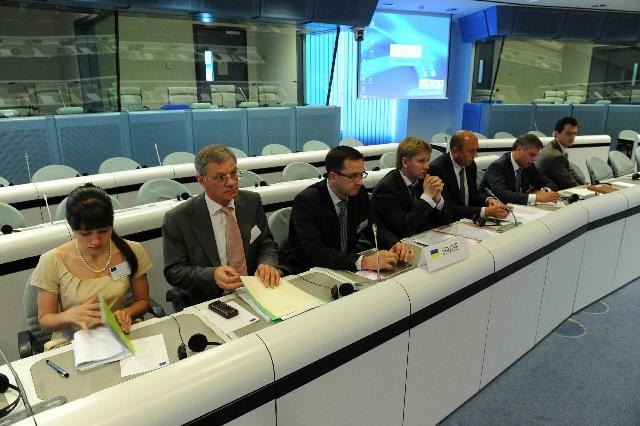 Meeting on Russia-Ukraine gas crisis