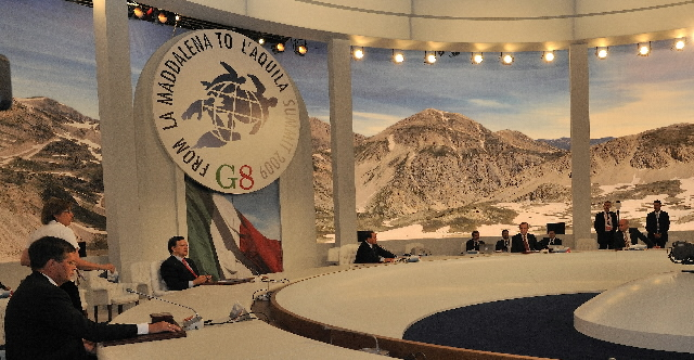 G8 Summit in L'Aquila (part 2)