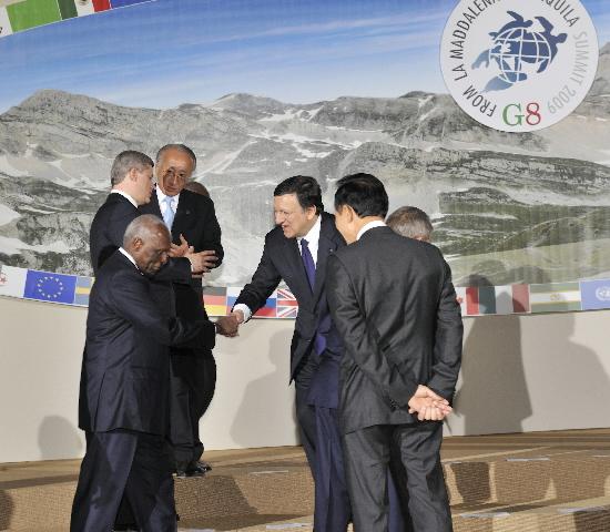 G8 Summit in L'Aquila (part 2)