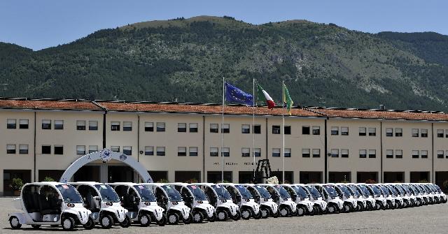 Sommet du G8 à L'Aquila (partie 2)