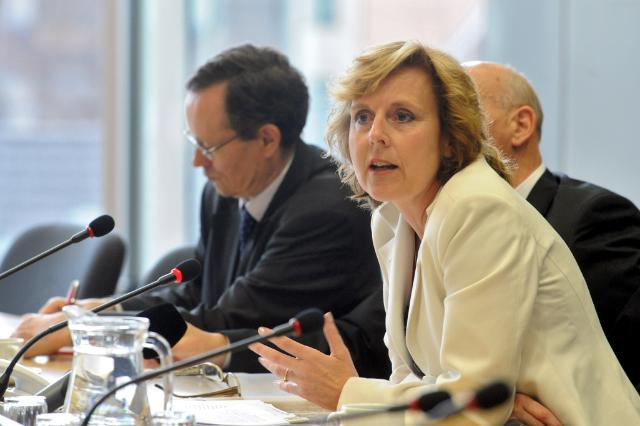 Visit of EU business heads to the EC