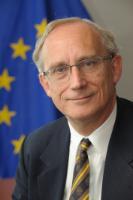 Nicholas Ilett, directeur général de l'Office européen de lutte anti-fraude (OLAF)
