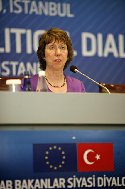 Participation of Catherine Ashton and Štefan Füle, Members of the EC, at the EU/Turkey Accession Conference