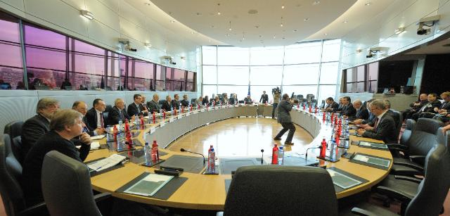 Visit of representatives from philosophical and non-confessional organisations to the EC