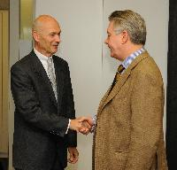 Visit of Pascal Lamy, Director General of the World Trade Organization, to the EC