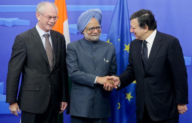 EU/India Summit, 10/12/2010