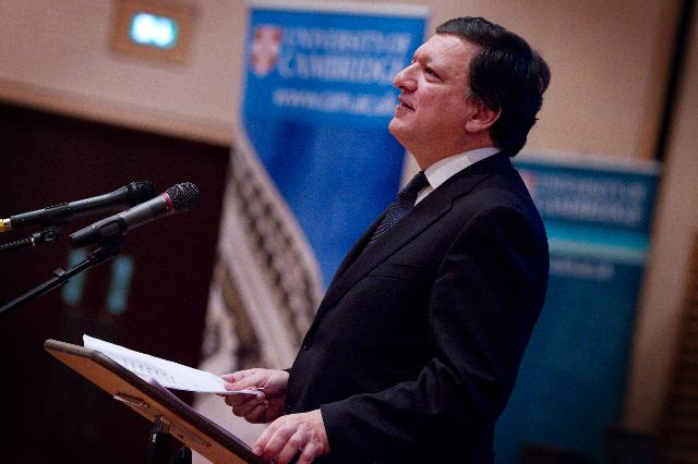 Visit of José Manuel Barroso, President of the EC, to London