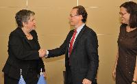 Visit of Janet Napolitano, US Secretary of Homeland Security, to the EC