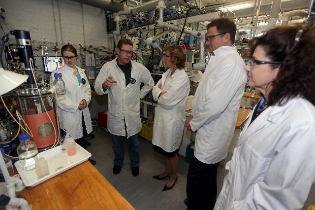 Visite de Connie Hedegaard, membre de la CE, en Australie et en Nouvelle-Zélande