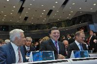 Participation of José Manuel Barroso, President of the EC, in the high level conference on the EU Multiannual Financial Framework 2014-2020